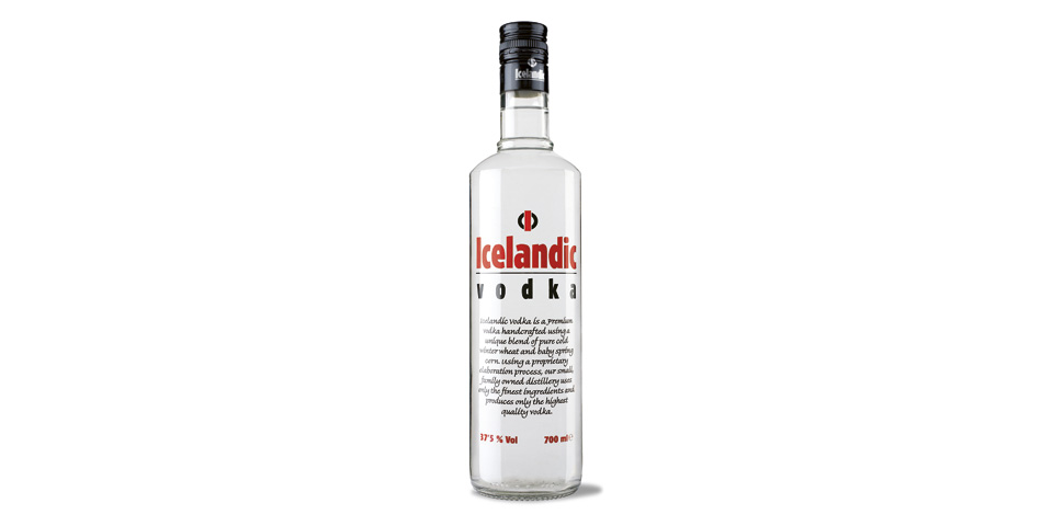 Icelandic vodka