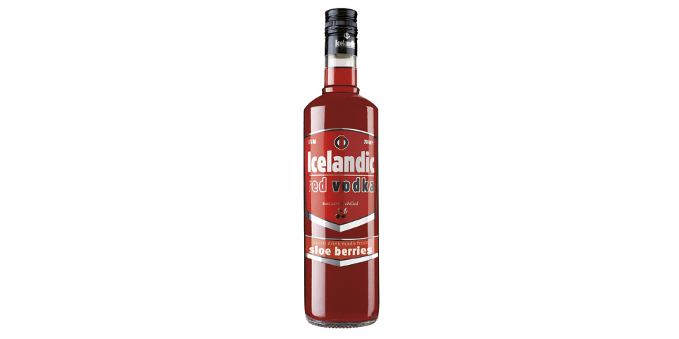 Icelandic Red Vodka