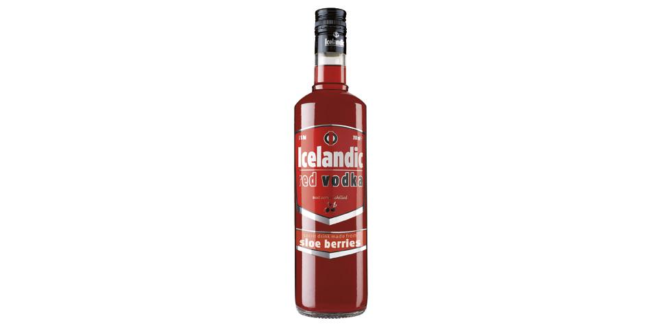 Icelandic Red Vodka