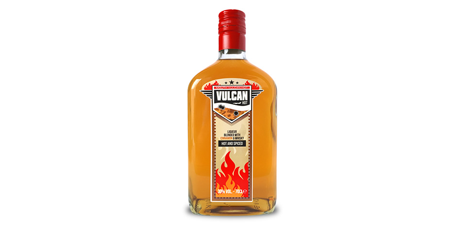 Mouth Vulcan Hot Licor