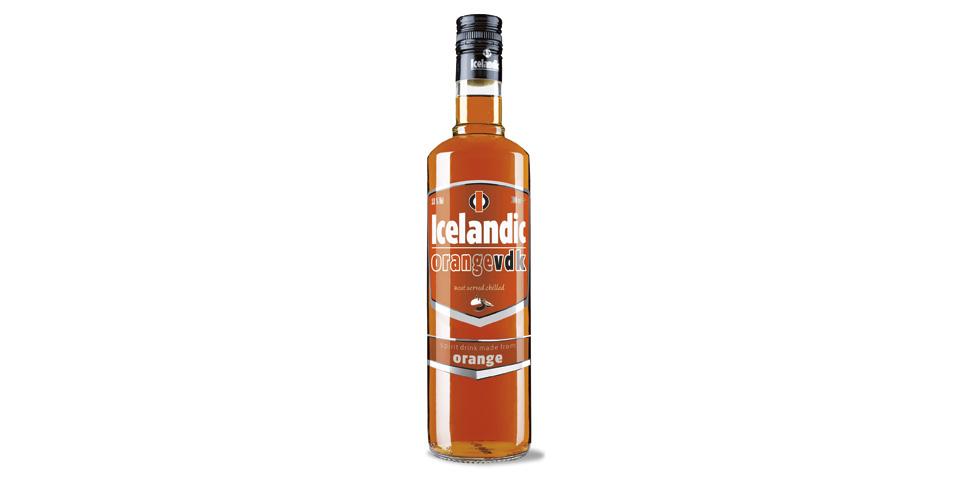 Icelandic Orange Vodka