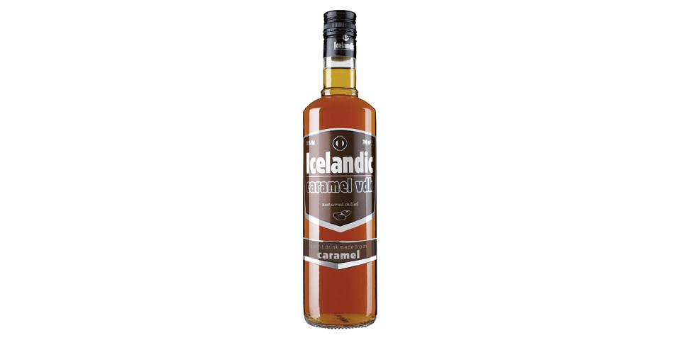 Icelandic Caramel Vodka