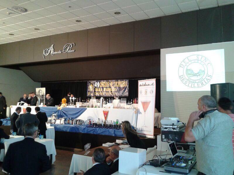 Licores Sinc participa con sus productos en el 49 concurso de coctelería de la Comunidad Valenciana y MurciaImagen Destilerias Sinc