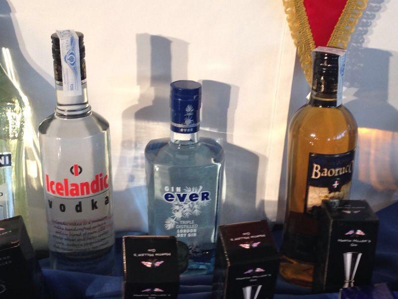 Participamos con Ron Baoruco, Vodka Icelandic y Gin Ever