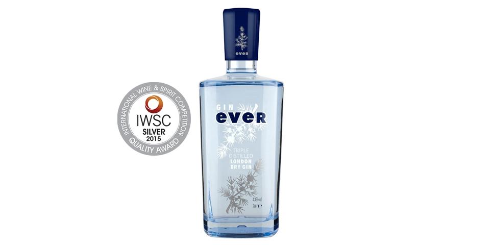 ever iwsc silver 2015Imagen Destilerias Sinc