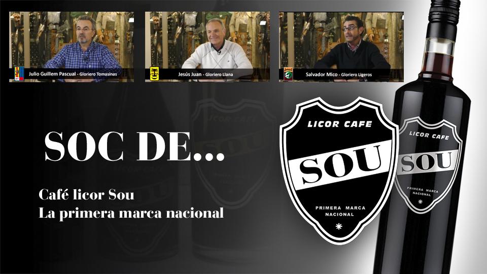 TOMASINAS LLANA Y LIGEROS cafe licor souImagen Destilerias Sinc