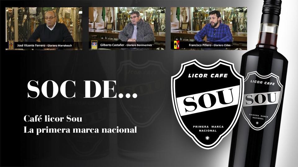 cafe licor sou glorieros marrakesch benimerines cidesImagen Destilerias Sinc