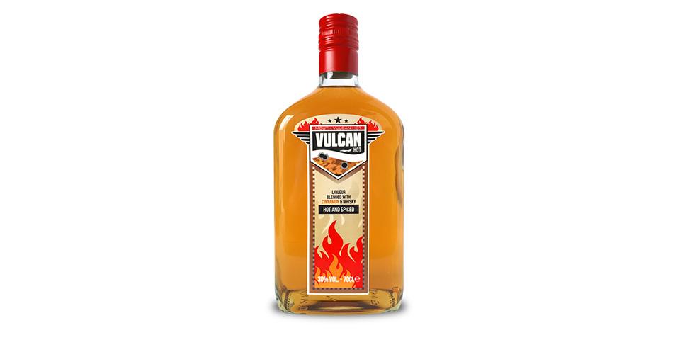 Mouth Vulcan Hot Licor