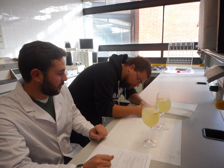 Gin Ever en la cata de ginebras de la Universidad de Castilla La ManchaImagen Destilerias Sinc