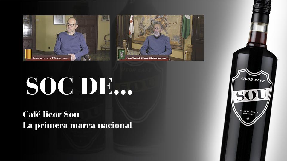 Vídeos glorieros 2018 Filà Muntanyesos y Filà Aragoneses patrocinados por SouImagen Destilerias Sinc