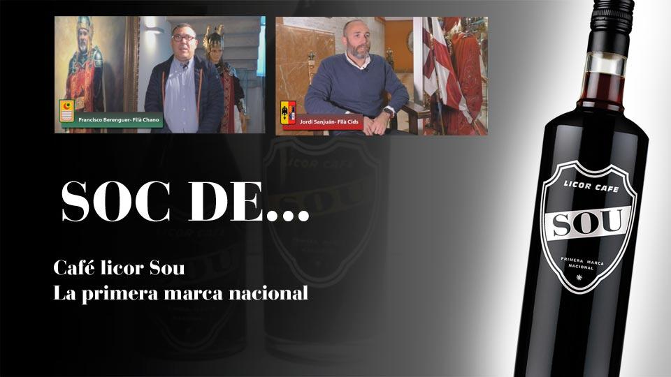 Vídeos glorieros alcoy 2018 de la filà chanos y filà cidesImagen Destilerias Sinc