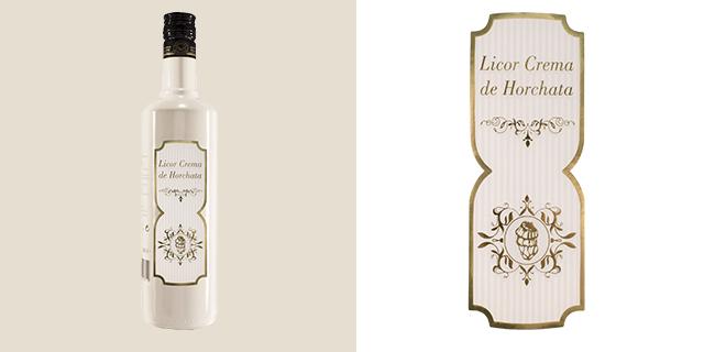 Descubre nuestro nuevo licor crema de horchata