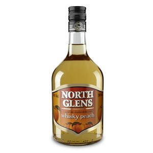 North Glens Whisky PeachImagen Destilerias Sinc