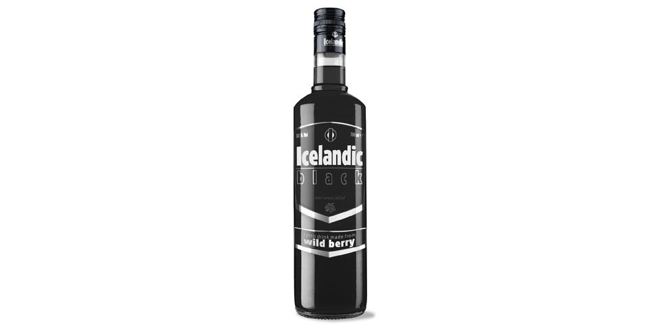 Icelandic BlackImagen Destilerias Sinc