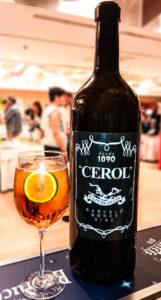 cóctel frío Cafe Cerol